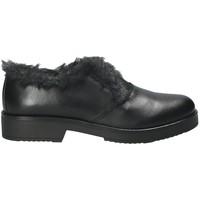 kengät Naiset Mokkasiinit Mally 5885BR Musta