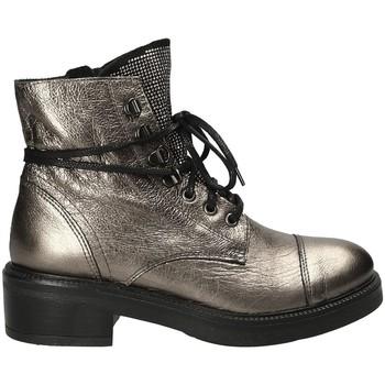 kengät Naiset Nilkkurit Mally 6019 Harmaa