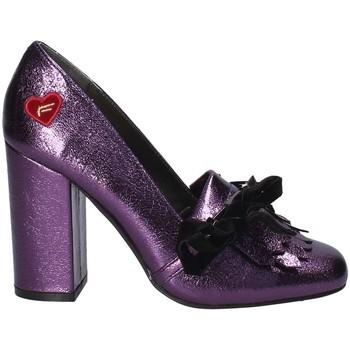 kengät Naiset Korkokengät Fornarina PI18SV1091M026 Violetti
