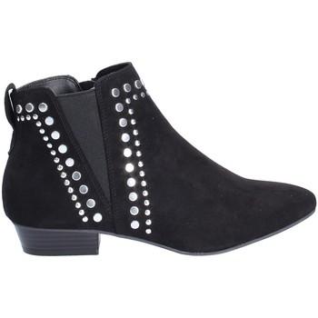 kengät Naiset Nilkkurit Fornarina PI18FD1137S000 Musta