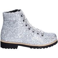 kengät Naiset Bootsit Fornarina PI18HI1143G090 Harmaa