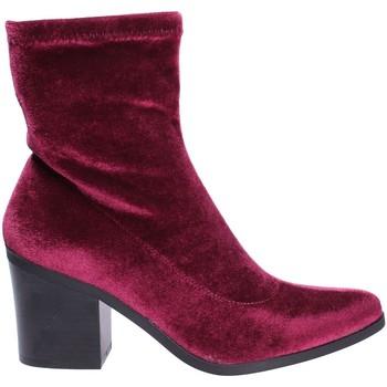 kengät Naiset Nilkkurit Fornarina PI18LI1126A077 Punainen
