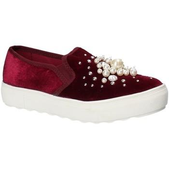 kengät Naiset Tennarit Fornarina PI18RU1149A073 Punainen