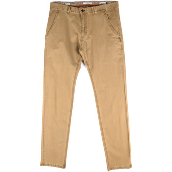 vaatteet Miehet Chino-housut / Porkkanahousut Gaudi 811FU25033 Beige