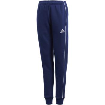 vaatteet Lapset Verryttelyhousut adidas Originals CV3958 Sininen