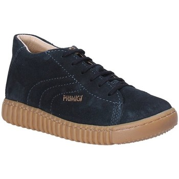 kengät Lapset Derby-kengät Primigi 8047 Sininen