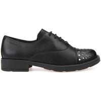 kengät Lapset Derby-kengät Geox J74D3I 05443 Musta