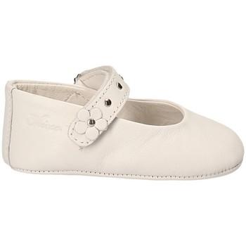 kengät Tytöt Vauvan tossut Chicco 01058411 Valkoinen
