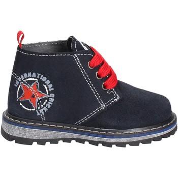 kengät Lapset Bootsit Melania ME1043B7I.A Sininen