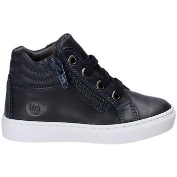 kengät Pojat Korkeavartiset tennarit Melania ME1183B7I.B Sininen