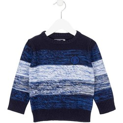 vaatteet Lapset Neulepusero Losan 725 5000AC Sininen