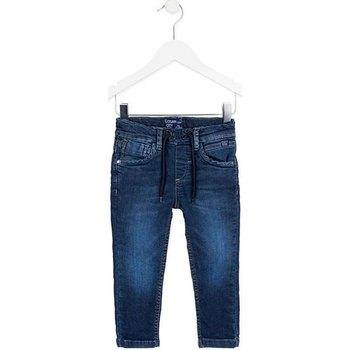 vaatteet Lapset Slim-farkut Losan 725 6022AC Sininen