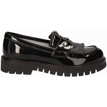 kengät Lapset Mokkasiinit Nero Giardini A732620F Musta
