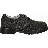 kengät Lapset Derby-kengät NeroGiardini A732550F Musta