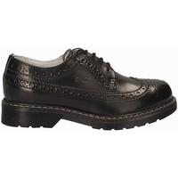 kengät Lapset Derby-kengät Nero Giardini A734440M Musta
