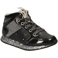 kengät Tytöt Korkeavartiset tennarit Lelli Kelly L17I6520 Musta