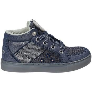 kengät Lapset Korkeavartiset tennarit Lelli Kelly L17I6512 Sininen