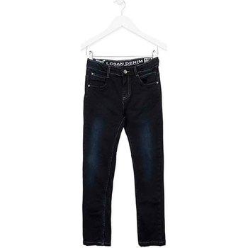 vaatteet Lapset Slim-farkut Losan 723 9001AA Sininen