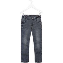 vaatteet Lapset Slim-farkut Losan 723 9006AA Harmaa
