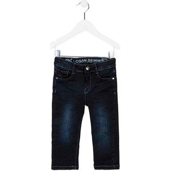 vaatteet Lapset Slim-farkut Losan 725 9005AC Sininen