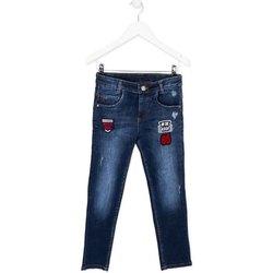 vaatteet Lapset Slim-farkut Losan 723 9003AA Sininen