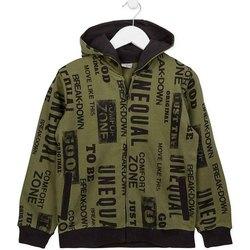 vaatteet Lapset Svetari Losan 723 6007AA Vihreä