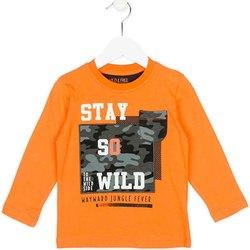 vaatteet Lapset Svetari Losan 725 1013AC Oranssi