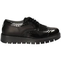 kengät Lapset Derby-kengät Melania ME6158F7I.D Musta