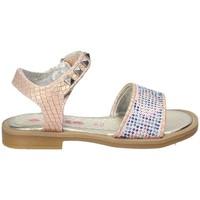 kengät Tytöt Sandaalit ja avokkaat Asso 55930 Vaaleanpunainen