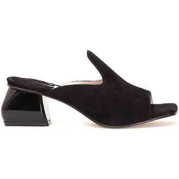 kengät Naiset Sandaalit Café Noir ME573 Musta