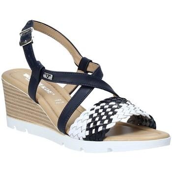 kengät Naiset Sandaalit ja avokkaat Valleverde 32305 Sininen