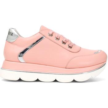 kengät Naiset Matalavartiset tennarit Café Noir DB171 Vaaleanpunainen
