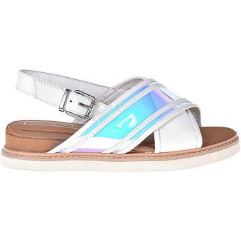 kengät Naiset Sandaalit ja avokkaat Tommy Hilfiger FW0FW03822 Valkoinen