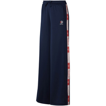 vaatteet Naiset Verryttelyhousut Reebok Sport DT7265 Sininen