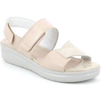 kengät Naiset Sandaalit ja avokkaat Grunland SA1873 Vaaleanpunainen
