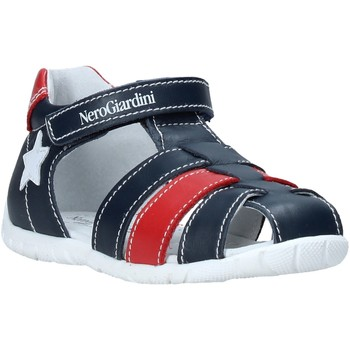 kengät Lapset Sandaalit ja avokkaat NeroGiardini E019070M Sininen