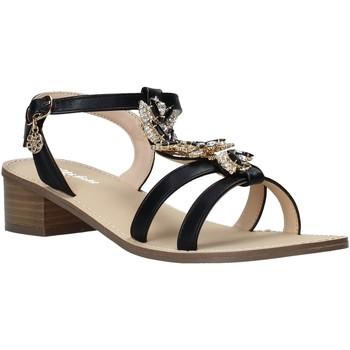 kengät Naiset Sandaalit ja avokkaat Gold&gold A20 GL507 Musta