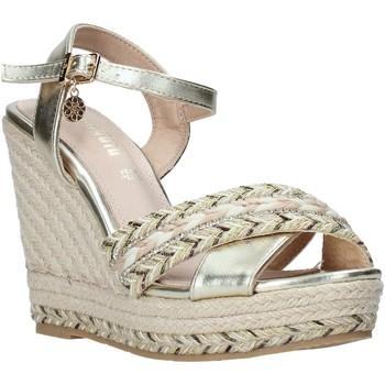 kengät Naiset Espadrillot Gold&gold A20 GK51 Kulta