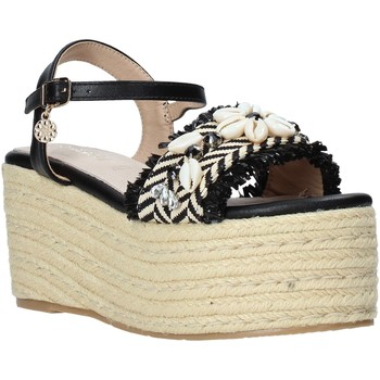kengät Naiset Espadrillot Gold&gold A20 GK50 Musta