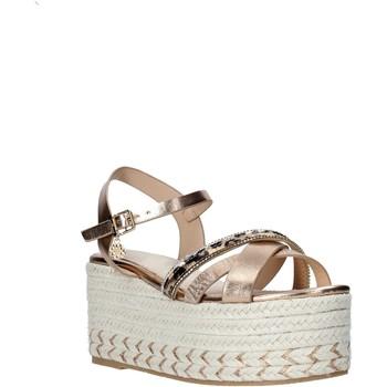 kengät Naiset Espadrillot Gold&gold A20 GK52 Beige