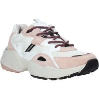 kengät Naiset Matalavartiset tennarit Wrangler WL01650A Vaaleanpunainen