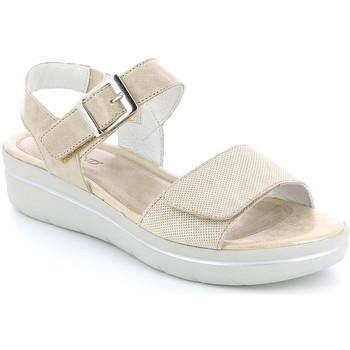 kengät Naiset Sandaalit ja avokkaat Grunland SA1875 Kulta