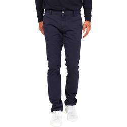 vaatteet Miehet Chino-housut / Porkkanahousut Gas 360702 Sininen