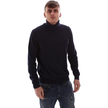 vaatteet Miehet Neulepusero Antony Morato MMSW00975 YA200055 Sininen