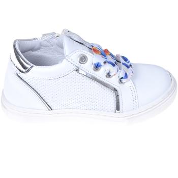 kengät Lapset Matalavartiset tennarit Melania ME1268B9E.C Valkoinen