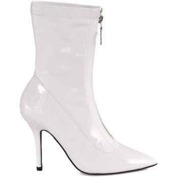 kengät Naiset Nilkkurit Gold&gold B18 GD05V Valkoinen