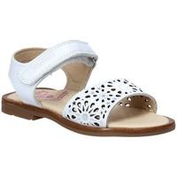 kengät Tytöt Sandaalit ja avokkaat Pablosky 0533 Valkoinen