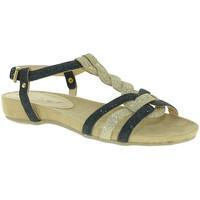 kengät Naiset Sandaalit ja avokkaat Mally 3828 Musta