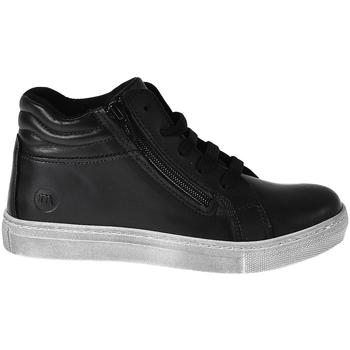 kengät Lapset Korkeavartiset tennarit Melania ME6453F8I.Y Musta