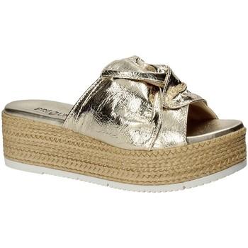 kengät Naiset Sandaalit Pregunta IL02402-CL Keltainen